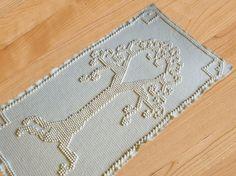 Ravelry: Tree of Love Heirloom Afghan pattern by Deja Jetmir. Paid Pattern.