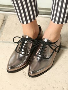 Abahouse [Piche ピシェ] レースアップシューズ / Lace-up Shoes