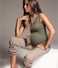 Superbe combo de couleur pour votre style maternité!