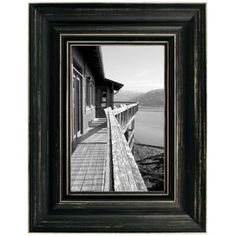 Washed Picture Frame