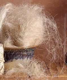 Natural Sisal Fiber 125g/pack Wholesale Ribbon, Store Displays, Shredded Paper, Burlap Fabric, Floral Supplies, How To Make Light, Amazon Art, Sewing Stores, Natural Linen