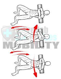 Resultado de imagen de prehab kneeling rock back