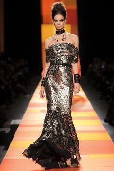 Jean Paul Gaultier Spring Summer Couture 2013 #HauteCouture #HC #Fashion