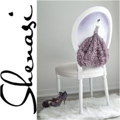 One of a kind custom designed furniture by #shenasiconcept #furniture #louischair