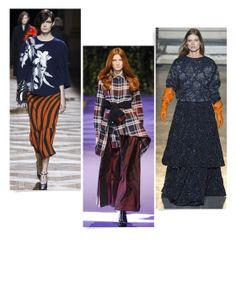Du 5 février au 5 mars, la mode est reine. D'abord à New York, puis à Londres, Milan et, le meilleur pour la fin, Paris. De Ralph Lauren à Dolce & Gabbana, de Chanel à Burberry, les marques rivalisent d'élégance pour inventer le prêt-à-porter de demain - ou, plus exactement, celui de l'automne-hiver 2014-2015. VanityFair.fr vous propose les plus belles images de ce mois de la mode.