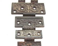 Antique Door Hinges