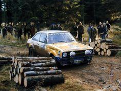 """Mas ainda não acabou: Ari Vatanen também correu pela Ford naquele ano ao volante do Escort e do Fiesta, e sua pontuação foi essencial para abrir a enorme vantagem sobre a Fiat. """"Dear god!"""", não é o que dizem?"""
