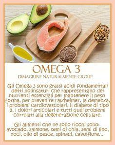 Fonti di #omega3