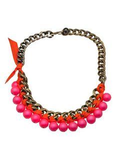 LANVIN Short Necklace