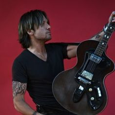 """We all have songs we want to hear over and over. Keith Urban's is his Blue Ain't Your Color,"""""""
