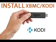 Install Kodi on Amazon Fire TV or Stick with adbFire (WINDOWS, 2015)