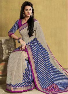 Buy latest designer sarees, indian designer sarees, traditional designer sarees online from Pothys