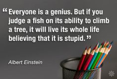 Reminds me of Ken Robinson's infamous 2006 TED talk (education is killing creativity)