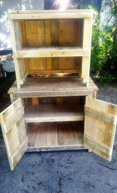 10 Feasible Pallet Ideas That are Highly Functional