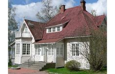 Finland-close to being my dream house