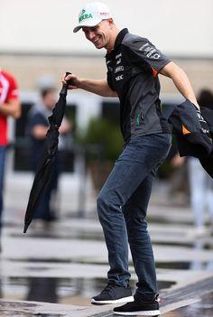 Nico Hulkenberg, 2015 US GP