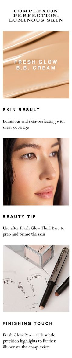 Shop your complete luminous skin look at sephora.com.
