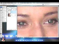 Quitar Ojos Rojos en Photoshop