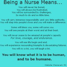 A nurse is not what you do, it's what you are... I am a nurse, it's not what I do, it's who I am - Google Search