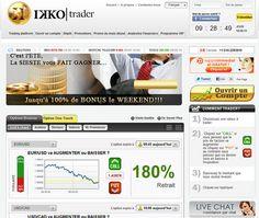 Ikkotrader the best trading website !