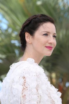 "Caitriona Balfe attends the ""Money Monster"" photocall during the 2016 Cannes Film Festival, 12 May 2016"