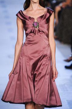 68 details photos of Zac Posen at New York Fashion Week Spring 2013.