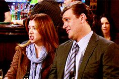 gif how i met your mother himym jason segel alyson hannigan marshall eriksen Lily Aldrin marshall x lily i love their high fives How I Met Your Mother, Mother Gif, Marshall Eriksen, Marshall And Lily, Thank You Mom, Girl Friendship, Good Morning Funny, Himym, Alyson Hannigan