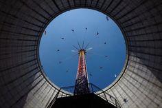Wunderland Kalkar, la centrale nucleare convertita a parco dei divertimenti
