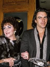 LIz Taylor & Her Son, Michael Wilding.