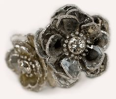 Diamond Petals Bracelet | Munnu The Gem Palace