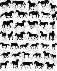 Image result for galloping horse tattoo
