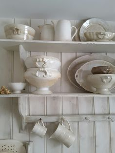 664 Best Ironstone Images In 2017 White Dishes White