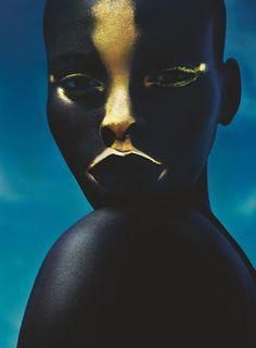 Jeneil Williams by Txema Yeste for Numero Magazine