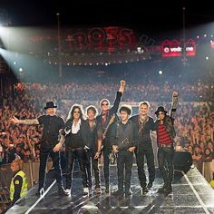My favourite band of all time Hollywood Vampires! They will be big soon!
