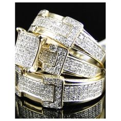 Bridal Bands, Bridal Ring Sets, Engagement Wedding Ring Sets, Gold Wedding Rings, Wedding Ring Bands, Groom Ring, Marie, Jewelery, Men's Jewelry