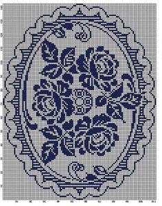 Cross Stitch Tree, Simple Cross Stitch, Cross Stitch Flowers, Cross Stitch Embroidery, Doily Patterns, Easy Crochet Patterns, Cross Stitch Designs, Cross Stitch Patterns, Crochet Dollies
