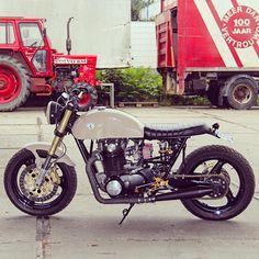 YAMAHA XS650 - IRONWOOD CUSTOM MOTORCYCLES - OTTONERO