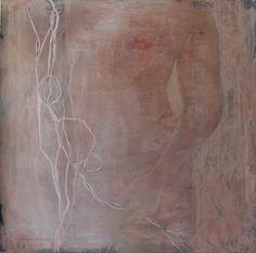 Adam, pastel 2017, 65x65cm, Pirkko Mäkelä-Haapalinna