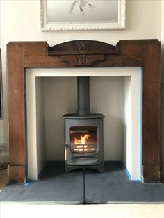 We proudly supply & install some of the greenest woodburning stoves in the world. We install throughout the York, Harrogate and Leeds areas. Edwardian Fireplace, Modern Stoves, Wood Burner, Home Appliances, Traditional, Interior, Design, Home Decor, House Appliances