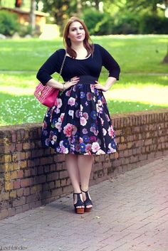 A floral skirt is always chic and girly, no matter how you wear it. It can be short, midi and classic or maxi and fabulous. If you are a plus size woman, you will love the following ways, where you… Continue Reading →