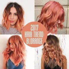 "180 Likes, 15 Comments - Voodou Liverpool hair (@voodouliverpool) on Instagram: ""Have you heard about the latest hair trend to hit 2017? It's all about 'blorange'  Read all about…"""