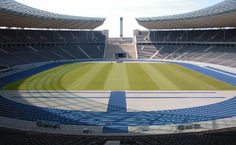 Olympiastadion Top 10 Nazi Buildings That Are Still Standing