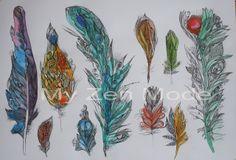 My Zen Mode: Zen Feathers
