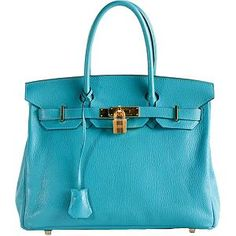 Hermes.....not crazy about the color:)