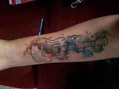 Tattoo violão