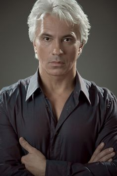 Dmitri Hvorostovsky & a list of the male persuasion