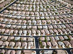 The Intricate, Beautiful Patterns of Civilization Seen From Above | Housing Development, Clark County, NV 2009.   Alex MacLean  | WIRED.com