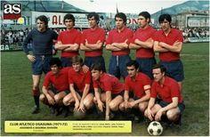 Club Atlético Osasuna, 1971/72