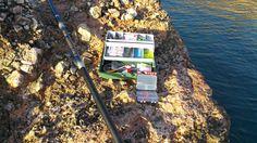Τα εργαλεια μου που ψαρευω