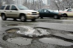 Potholes sound harmless enough. That is, if you've never driven over one in the past. If you've taken your car to a body shop because you've driven over a pothole, then you know how damaging they can be. #bodyshop #potholes #autorepair